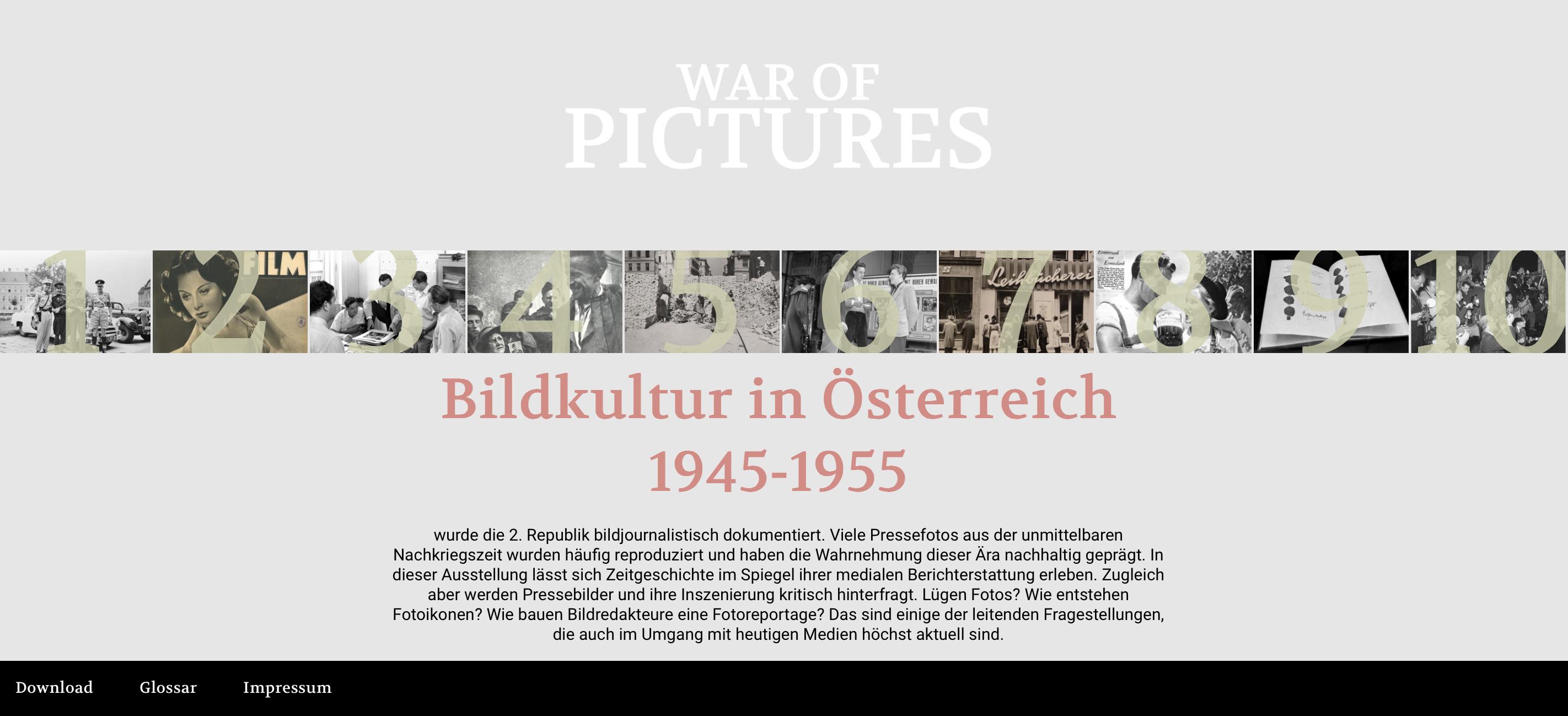 war of pictures_online ausstellung_wesearch