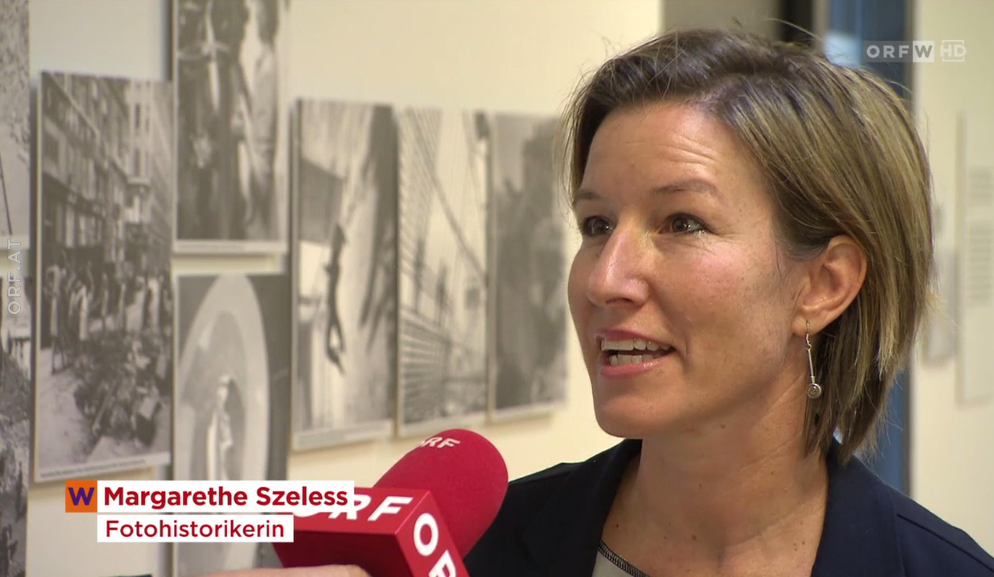 ORF wien heute Trümmerfrauen Szeless