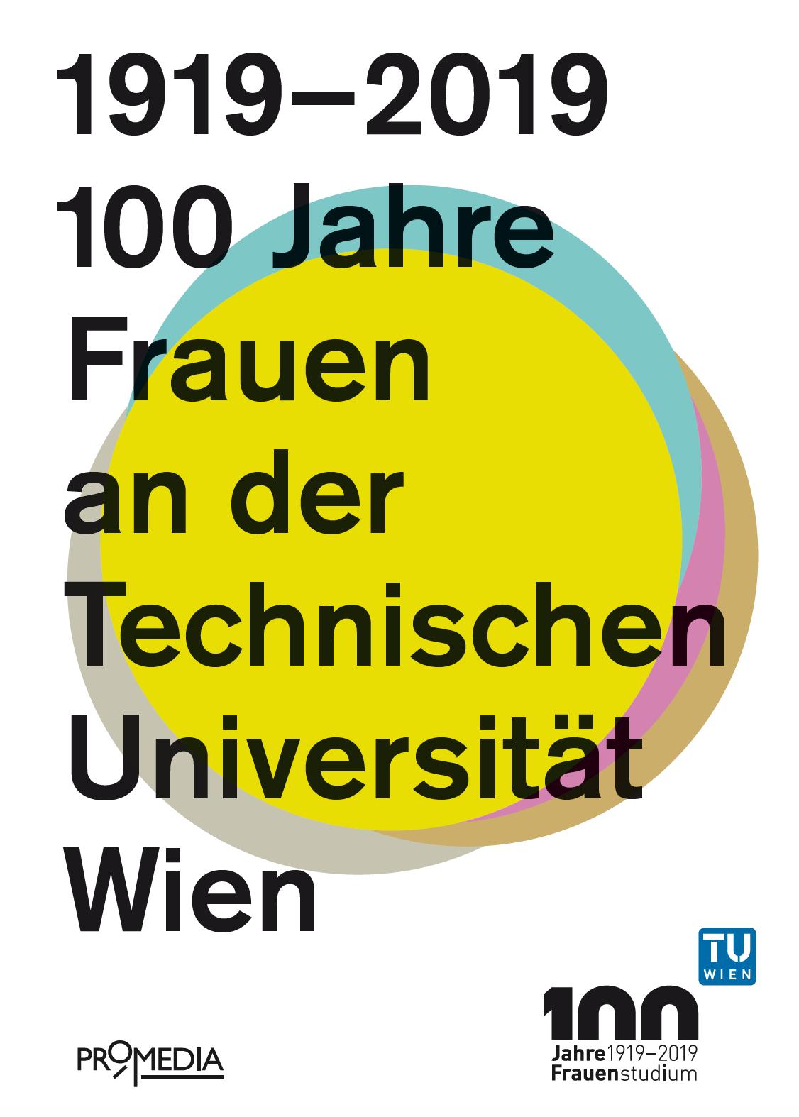 100 jahre technikstudium_buch_cover_wesearch_TU wien