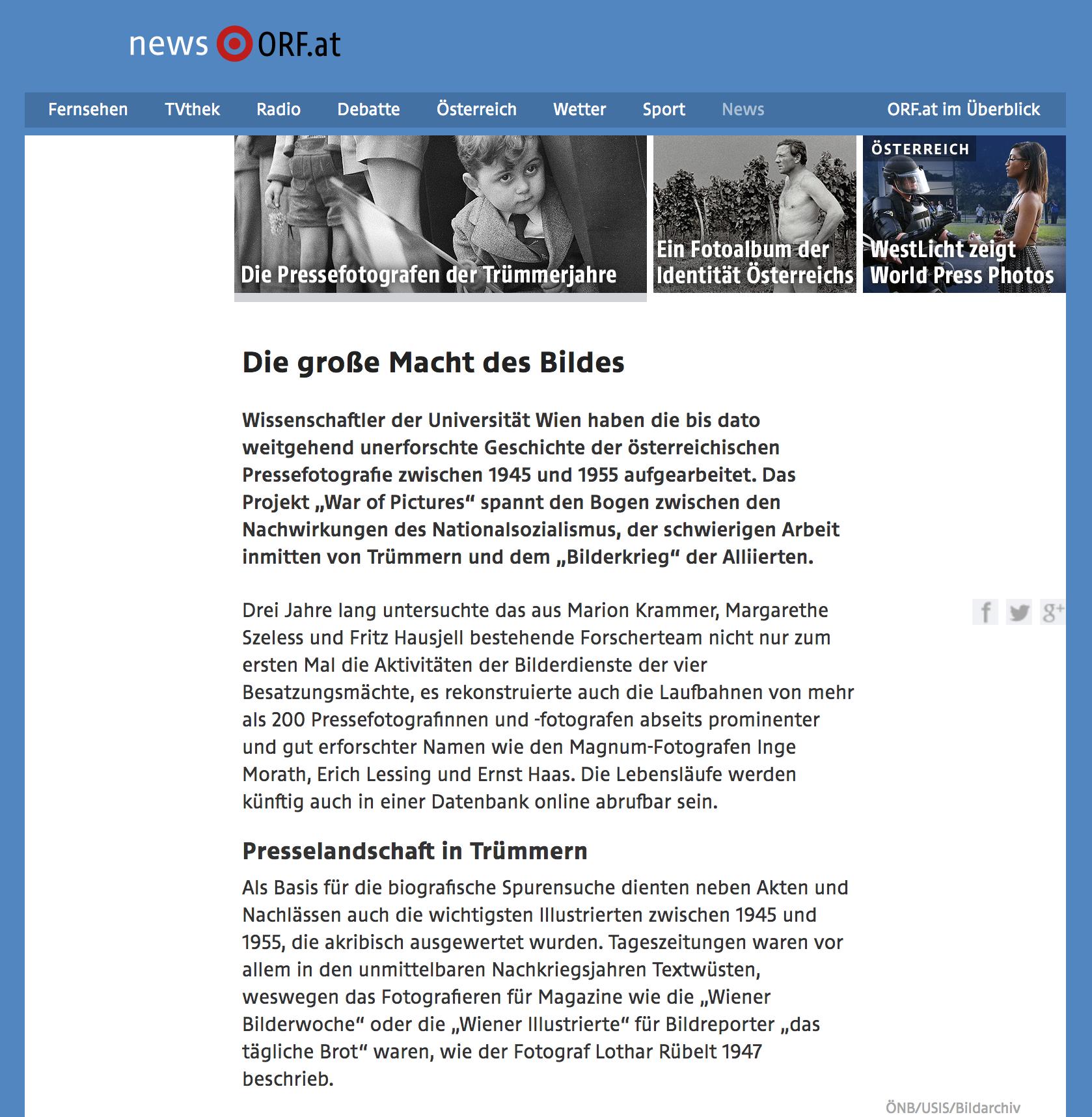 war of pictures pressefotografen besatzungszeit